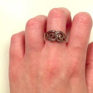 James Avery Swirl Ring